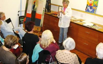 LOCA offers Sculpture Workshop, Art Club Discussion