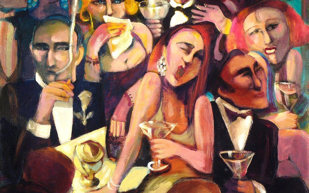 Grand Cabaret! Annual LOCA Fundraiser Sunday April 30, 4-7pm