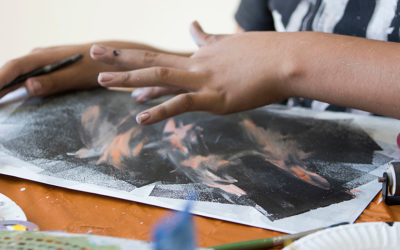 Art Therapy Workshops at the Laguna Beach Youth Shelter