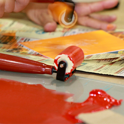 LOCA Classes - Printmaking