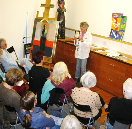 LOCA offers Sculpture Workshop, Art Club Discussion