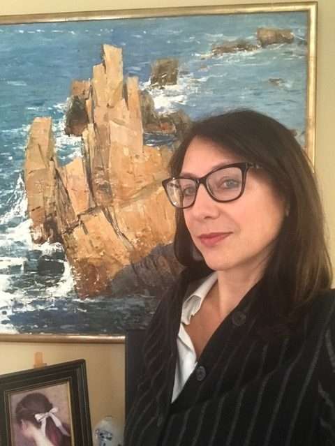Virtual Art Talk: Vanessa Rothe